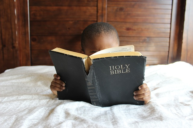 Teach Your Kids the Bible